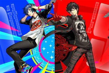 Adelantan lanzamientos de próximos juegos Persona Dancing