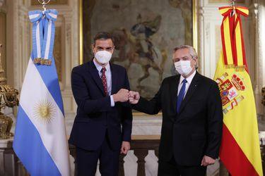 Argentina y España refuerzan cooperación en visita de Pedro Sánchez a Buenos Aires