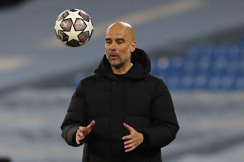Pep Guardiola se sumó a los entrenadores que rechazan la nueva Superliga Europea.