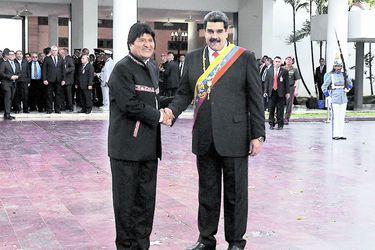 Evo Morales y Pepe Mujica toman distancia de Maduro de cara a elecciones en sus países