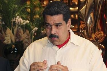 Maduro dice que hay dos estadounidenses entre detenidos acusados de incursión armada