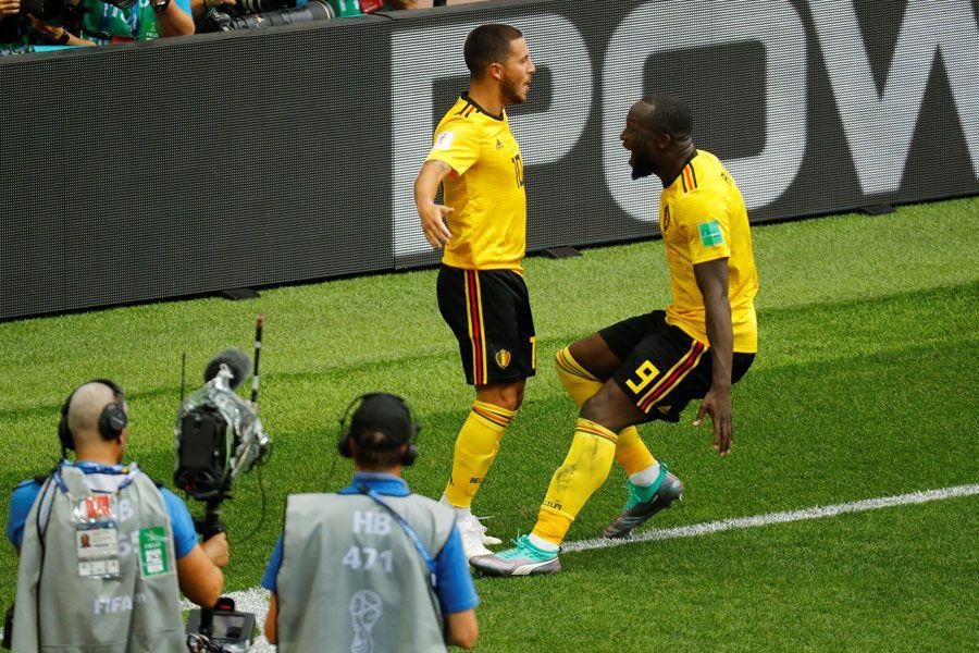 Bélgica, Lukaku, Hazard