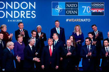 Líderes de la Otan adoptan declaración final conjunta y anuncian próxima cumbre en 2021