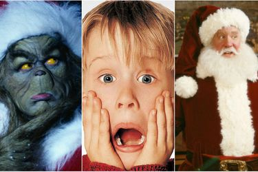 Las películas navideñas que no fallan (ni faltan)