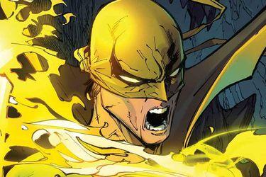 Iron Fist volverá en enero con una nueva miniserie escrita por Larry Hama