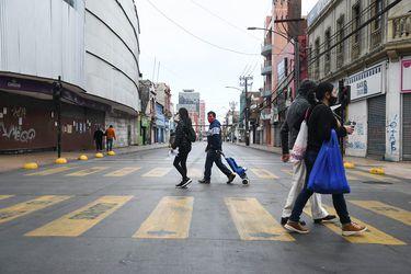 Antofagasta y Rancagua: los nuevos focos del coronavirus en Chile