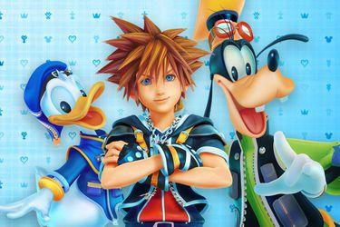 Este paquete de Kingdom Hearts para PS4 trae casi toda la saga