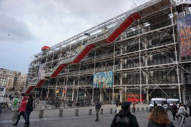 """Centro Pompidou de París cerrará por tres años para una """"renovación total"""""""