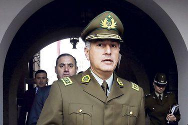 Piñera remueve a Mario Rozas como general director de Carabineros un día después de operativo en hogar del Sename que dejó dos menores baleados