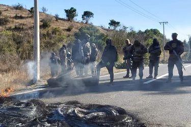 Gobierno se querella por Ley Antiterrorista por ataque con explosivos contra carabineros en Tirúa