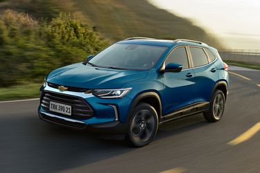 Chevrolet muestra el Tracker totalmente renovado que llega este año al país