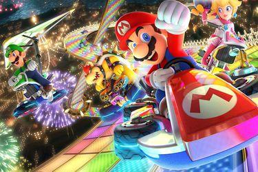 Mario Kart 8 se convirtió en el juego de carreras más vendido de la historia en Estados Unidos