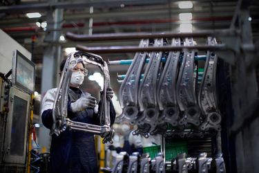 Coronavirus: La industria automotriz China empieza a levantar