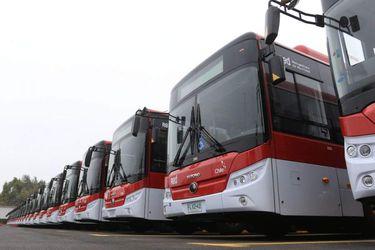 El transporte público aceleró con energía limpia