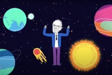 """José Maza, astrónomo: """"Hay que motivar a los niños a la ciencia a la edad más temprana posible"""""""