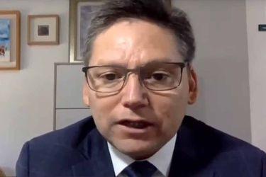 Se pone cuesta arriba la opción de Matus para la Corte Suprema: Comisión suspende su audiencia