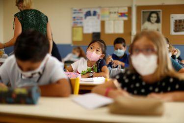 Cierres y alta asistencia: Primeras semanas de clases en pandemia