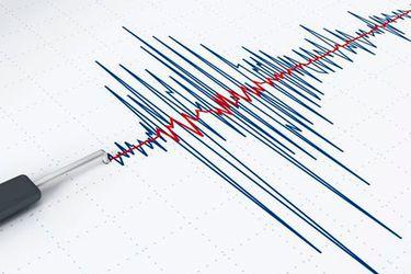 Sismo de mediana intensidad se percibió durante la madrugada en la zona centro sur del país