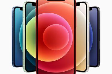 Estos son los precios del iPhone 12 e iPhone 12 Pro en Chile