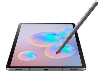 Así es Galaxy Tab S6, el nuevo tablet de Samsung con un S Pen rediseñado