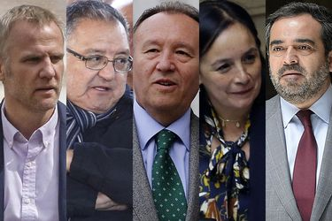 Las reservadas reuniones de los senadores de La Araucanía buscando un diálogo