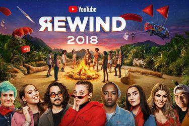El Rewind de 2018 es el video con más dislikes en la historia de YouTube