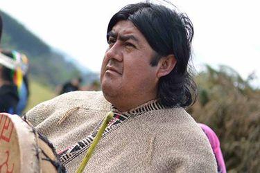 Huenchullán permanece refugiado en territorio mapuche a 48 horas de ordenarse su detención