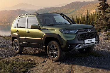 Con kit de pala y winche: el nuevo Lada Niva Travel inicia la preventa en Rusia