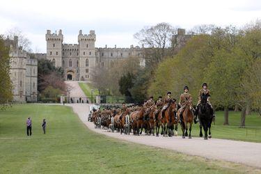 El funeral del príncipe Felipe recortado por las preocupaciones del Covid-19