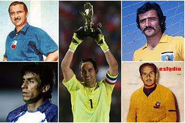 El gallito del Cóndor Rojas y Johnny Herrera se anima: en busca del top 5 histórico de los arqueros chilenos