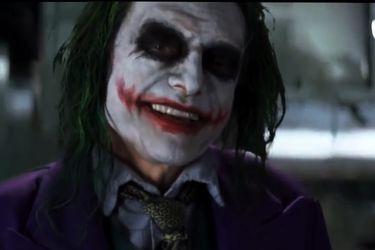 Así se vería el Joker de Tommy Wiseau actuando en The Dark Knight