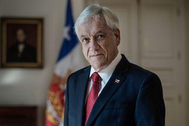 """Sebastián Piñera: """"Nuestra democracia estaba profundamente enferma"""""""