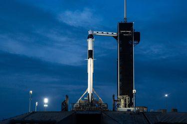 ¿Hoy sí? Atentos al mal tiempo, Nasa y SpaceX preparan histórico lanzamiento de su primer cohete tripulado