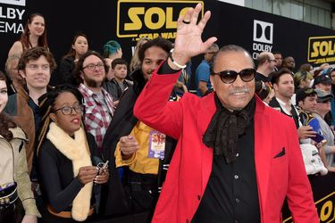 Larga vida a Lando: Billy Dee Williams estará en el Episodio IX