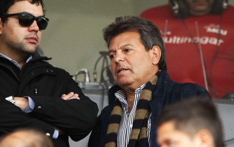 Jorge Garcés no pudo lograr un cupo en el concejo municipal de Talca.