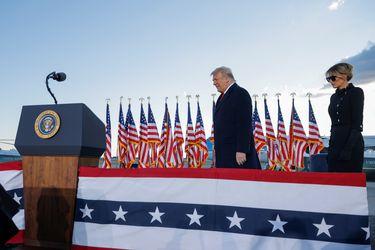 La despedida de Trump: indulto a 73 personas y un nuevo partido en el horizonte