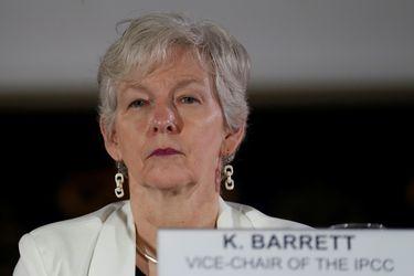"""Ko Barrett, vicepresidenta del IPCC: """"Los efectos del cambio climático ya no se pueden revertir en nuestras vidas"""""""