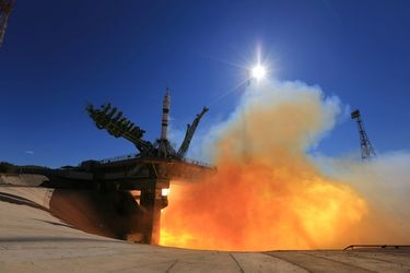Rusia otra vez se adelanta y ya tiene una estrella en el espacio que filmará la primera película fuera de la Tierra