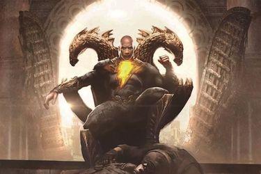 Black Adam finalmente se estrenará en julio de 2022