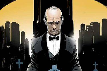 DC Comics hará un cómic especial por la muerte de Alfred