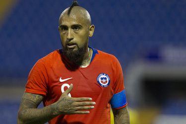 """Arturo Vidal pide cautela por las Eliminatorias: """"Hay que ir con calma, viendo lo que pasa y después pensar fríamente si se puede jugar o no"""""""