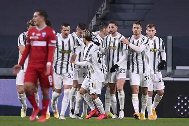 La Juve será el rival del Inter en semifinales de la Copa Italia