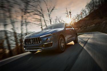 Maserati presenta el Levante Híbrido, su primer SUV electrificado