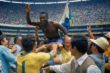 El factor Pelé en el mejor Mundial de la historia