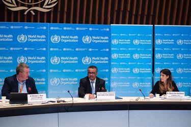 """La OMS advierte de que el mundo sufre """"la tasa de infección más alta durante la pandemia"""""""
