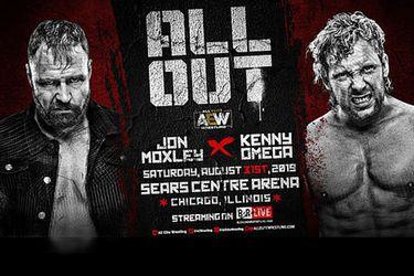 Jon Moxley tuvo que cancelar su pelea contra Kenny Omega