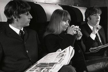 A los 81 años muere Astrid Kirchherr, fotógrafa de The Beatles