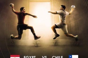 Chile prueba en Egipto su vigencia