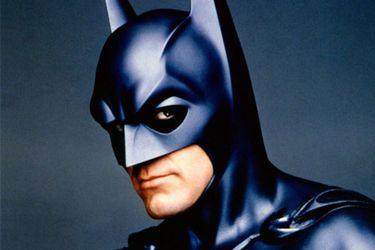 """George Clooney descarta volver a la capucha de Batman: """"No pidieron a mis tetillas"""""""