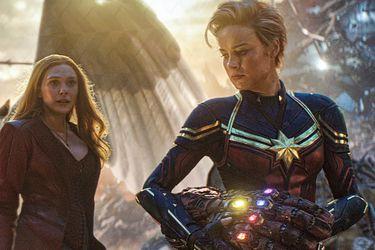 Brie Larson reiteró su interés en una película protagonizada solo por heroínas del MCU